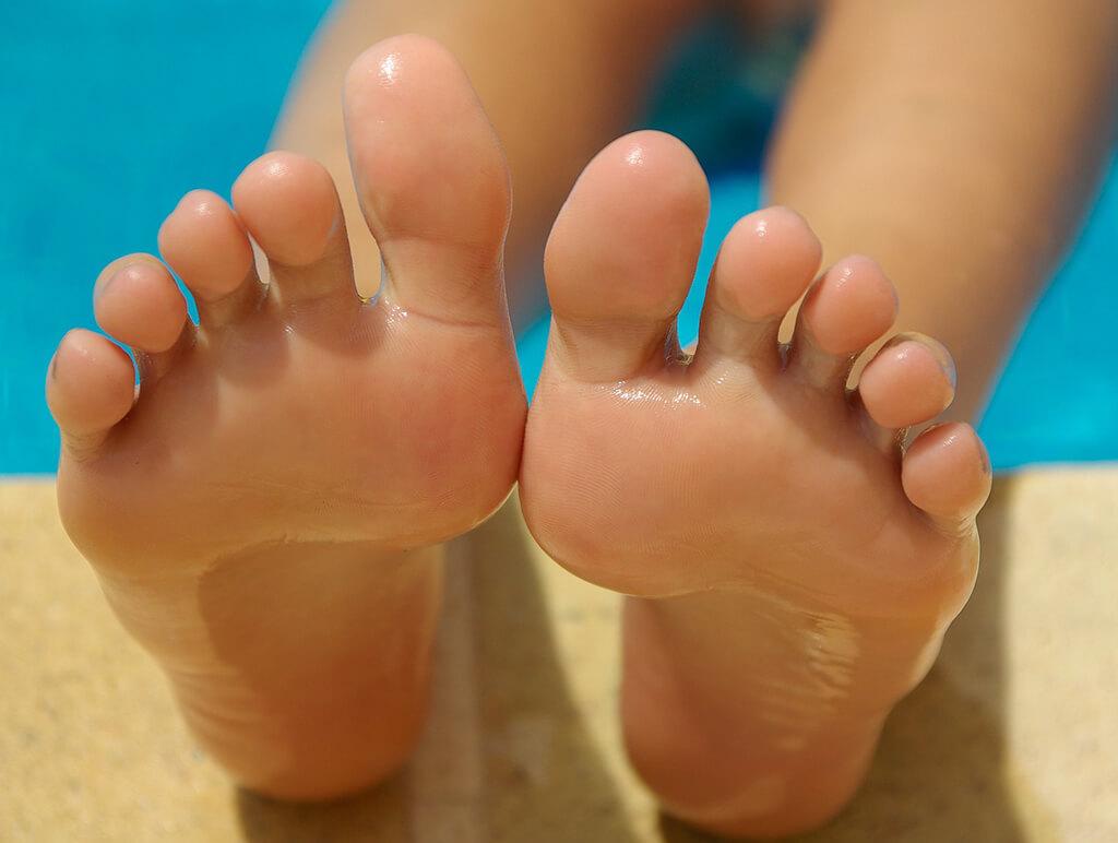 afecțiuni ale picioarelor
